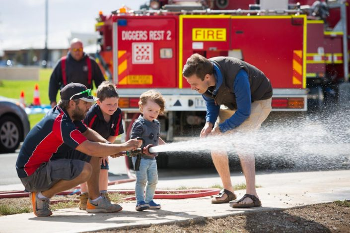 CF a fire service