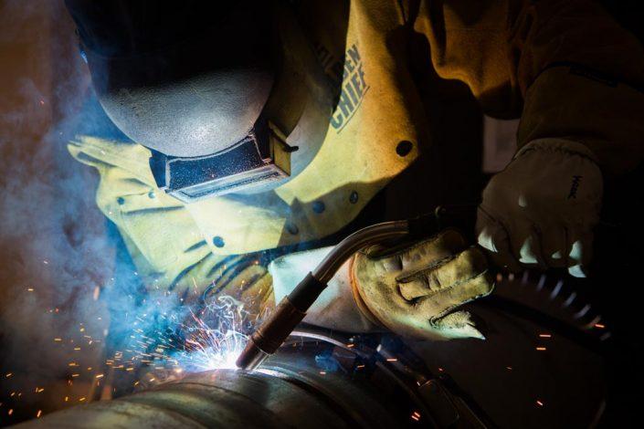 Jobs for welders Australian steel pipeline