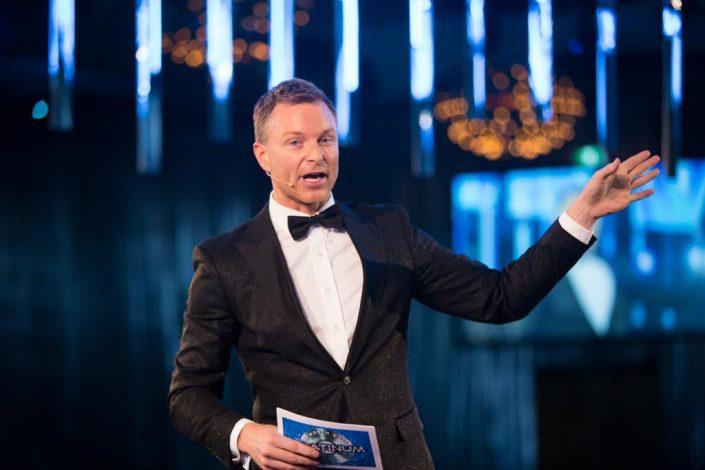 Tim Campbell, Palladium Ballroom, Crown Casino Melbourne