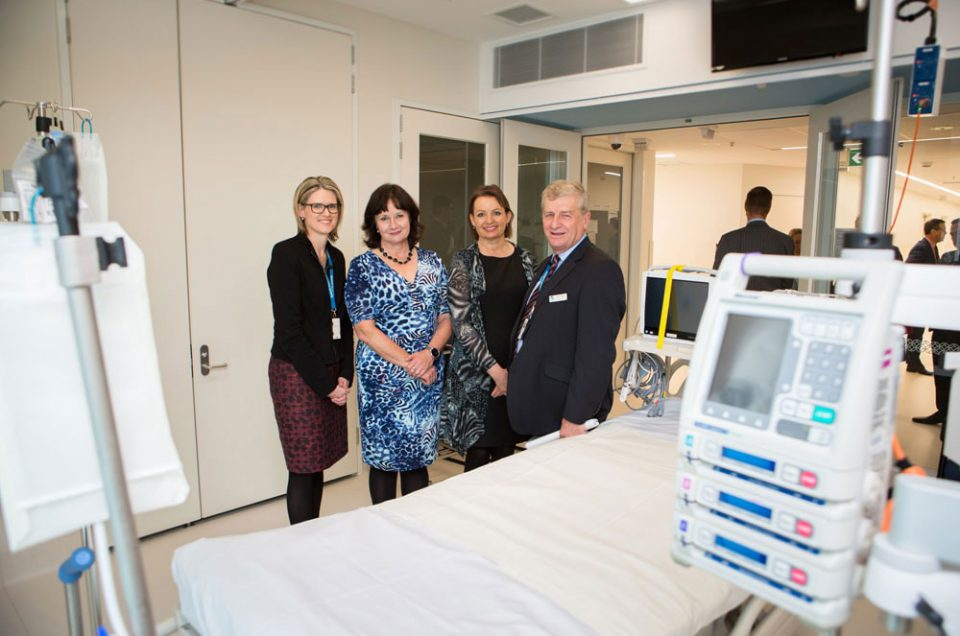 Minister for Health opens new Epworth facility