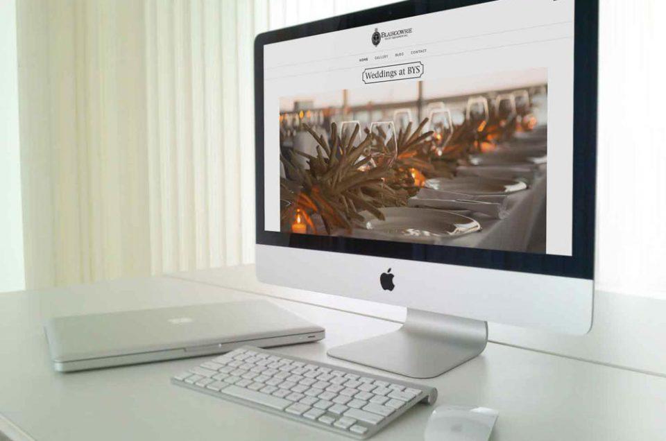 BYS weddings website.
