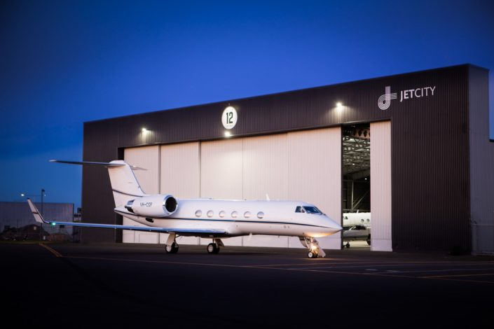 South Star Aviation - Gulfstream Jet