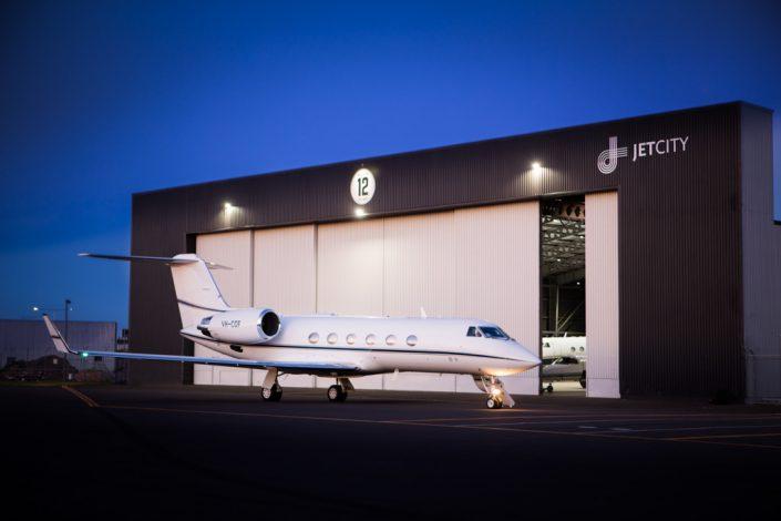 South Star Aviation - Gulfstream Jet