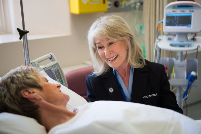 Hospital and age care photography