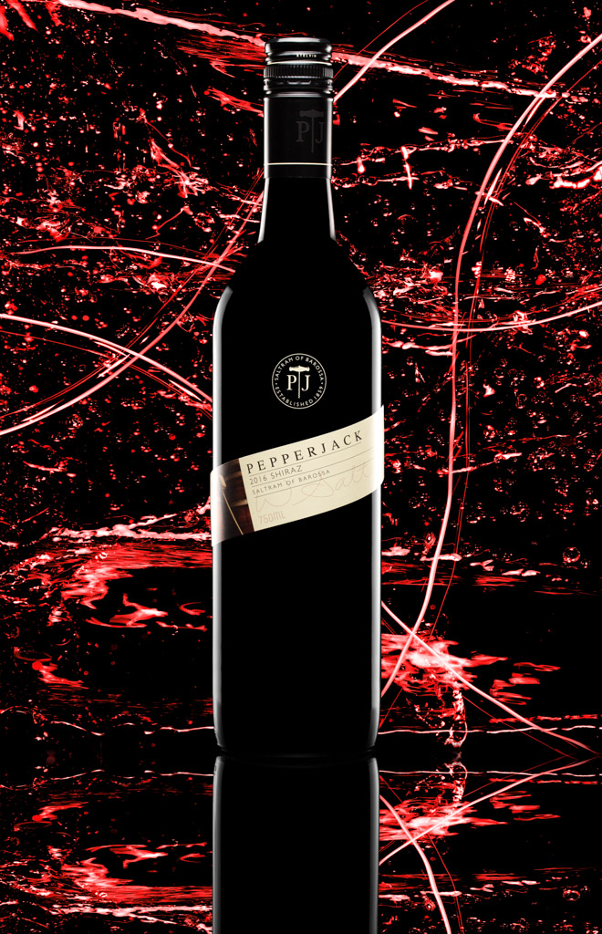 Pepperjack, 2016 Shiraz