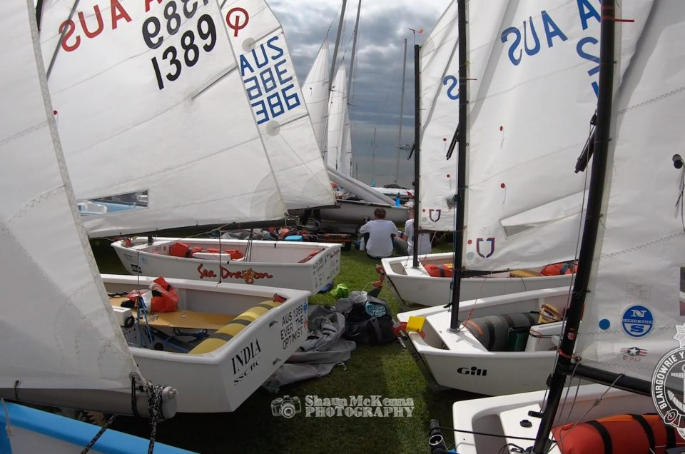 Victorian Youth Coaching Clinic at Blairgowrie Yacht Squadron
