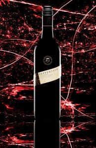 Photographing Wine bottles - Pepperjack Shiraz