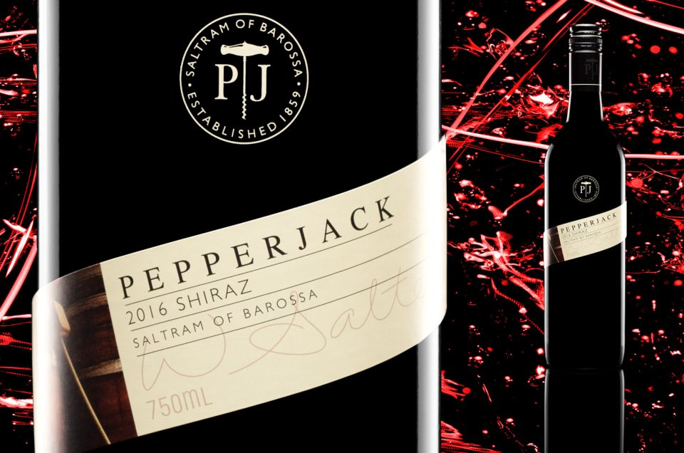 Photographing Wine bottles – Pepperjack Shiraz