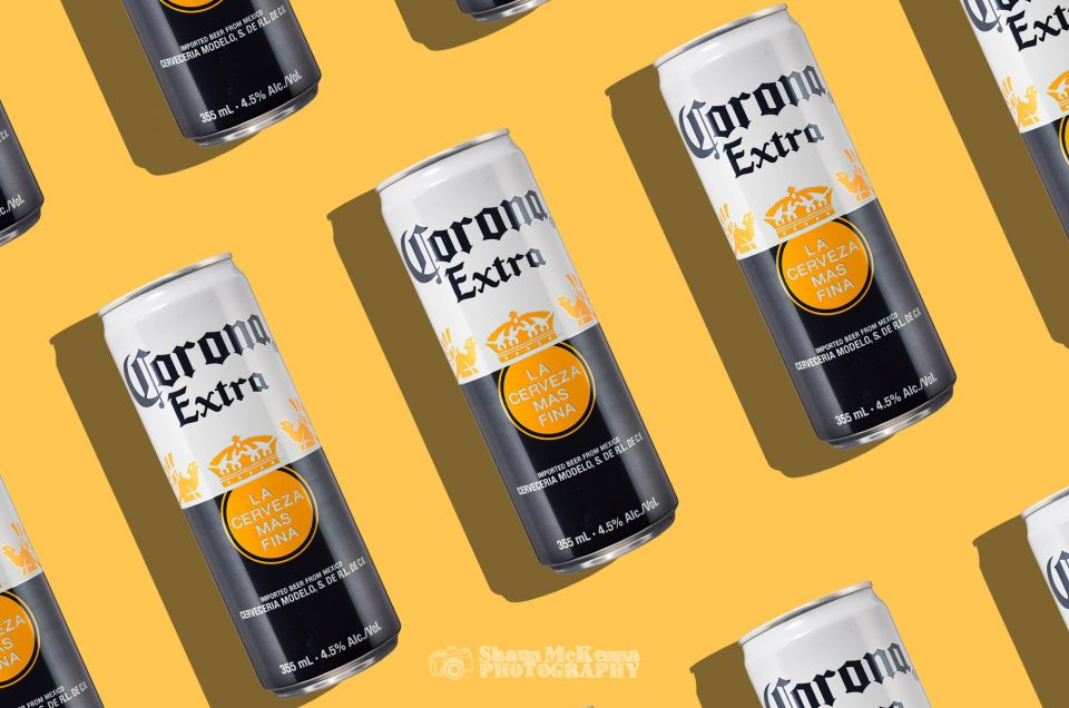 Corona beer advertising campaign