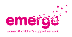 emerge support logo